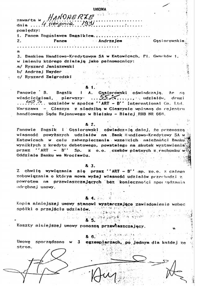 Umowa Hanowerska