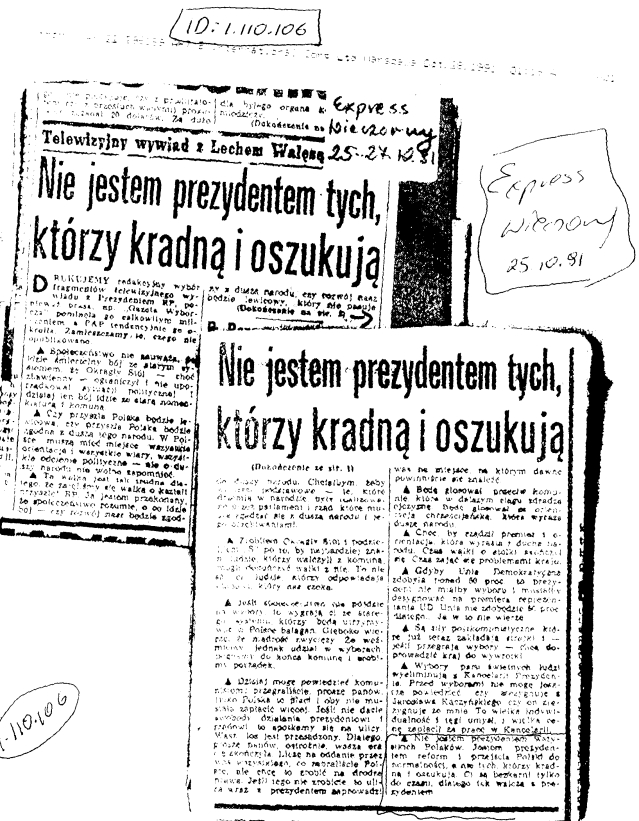 1991.10.25 Express - Wywiad telewizyjny z Lechem Walesa.jpg
