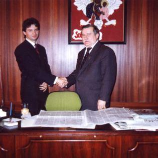 1991 lech walesa 1